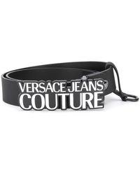 Versace Jeans - ロゴ バックル ベルト - Lyst