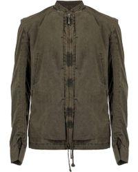 Masnada - Jacke mit Reißverschluss - Lyst