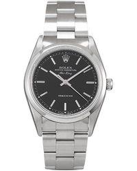 Rolex 1998 Pre-owned Air-king Horloge - Zwart