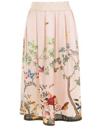 Cecilia Prado - Vilma Printed Skirt - Lyst