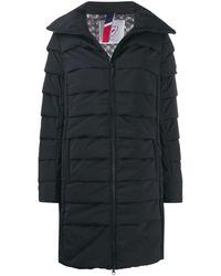 Rossignol パデッドコート - ブラック