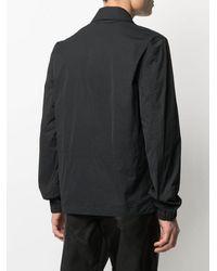 Helmut Lang ロゴ シャツ - ブラック