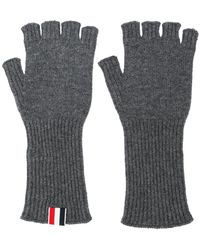 Thom Browne - Fingerless Cashmere Gloves - Lyst
