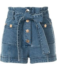 Alice McCALL Shorts - Blauw