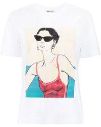 Ports 1961 グラフィック Tシャツ - ホワイト
