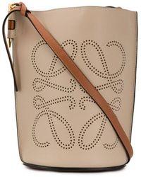 Loewe Gate Bucket Bag - Multicolour
