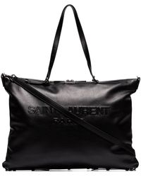 Saint Laurent - uomo - Nero
