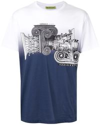 Versace Jeans - Iconic Order Tシャツ - Lyst