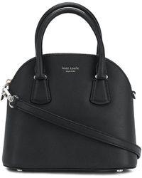 Kate Spade Bolso satchel Silvia mediano - Negro