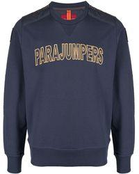 Parajumpers Grady ロゴ スウェットシャツ - ブルー