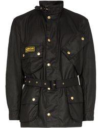 Barbour International Jacket - Black