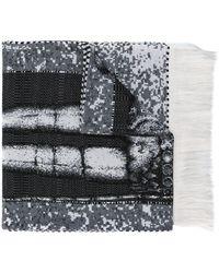 Y. Project - マルチパターン スカーフ - Lyst