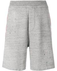 DSquared² - Elasticated Waist Shorts - Lyst