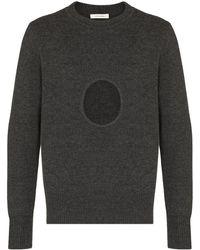 Craig Green Hole セーター - グレー