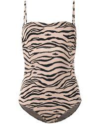 Prism - Bathsheba Tiger One-piece Swimsuit - Lyst