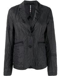Raeburn Parasuit シングルジャケット - ブラック