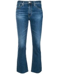 AG Jeans - Faded Slim Fit Jeans - Lyst