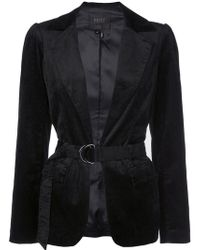 PAIGE - Fitted Long-sleeved Jacket - Lyst