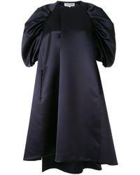 Dice Kayek - Robe courte à manches bouffantes - Lyst