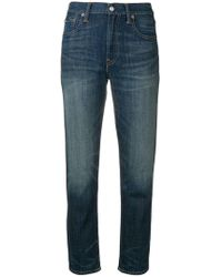 Polo Ralph Lauren - Cropped-Jeans - Lyst