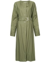 N-Duo - Classic Trench Coat - Lyst