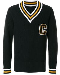 Calvin Klein   Border Varsity Sweater   Lyst