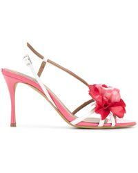 Tabitha Simmons Peony Sandals - Pink