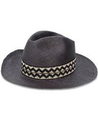 SuperDuper Hats Fedora Hoed - Zwart