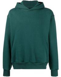 Styland Pullover Hooded Sweatshirt - Green