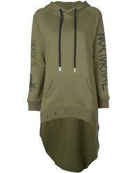 Haculla Hooded Sweatshirt - Green