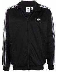 adidas Originals ジップジャケット - ブラック