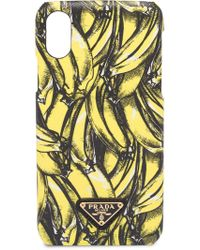 Prada - Iphone X Cover - Lyst