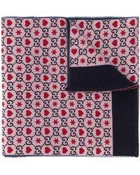 Gucci - GG ハート スカーフ - Lyst