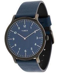 Timex Наручные Часы Oslo 40 Мм - Синий