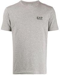 EA7 - ロゴ Tシャツ - Lyst