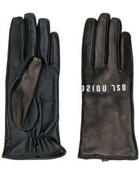 DIESEL - G-rebel-fl Gloves - Lyst