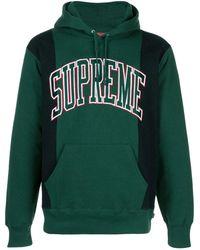 Supreme Arc ロゴ パーカー - グリーン