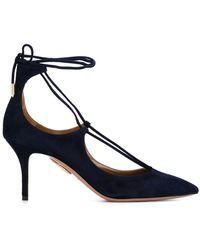 Aquazzura - 'christy' Court Shoes - Lyst