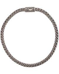 John Hardy Браслет Classic Chain - Металлик