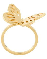 Lara Bohinc - Butterfly Ring - Lyst