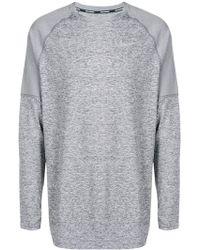 Nike - Long Sleeved Sweatshirt - Lyst