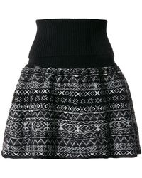 Diesel Black Gold - Oited Skirt - Lyst