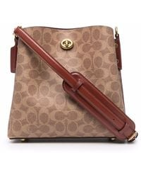COACH - Willow バケットバッグ - Lyst
