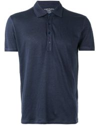 Majestic Filatures - Classic Polo Shirt - Lyst