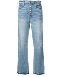 Amiri Straight Jeans - Blauw