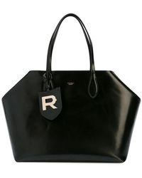 Rochas - Logo Tote Bag - Lyst