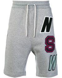 Nike - Nsw Sportswear Fleece Shorts - Lyst