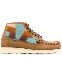 Sebago Seneca Desert Boots - Multicolour