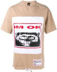 Liam Hodges I'm Ok Printed T-shirt - Multicolour