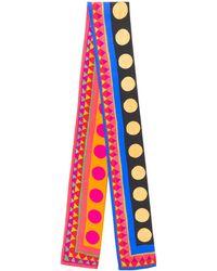 LaDoubleJ Tight スカーフ - オレンジ